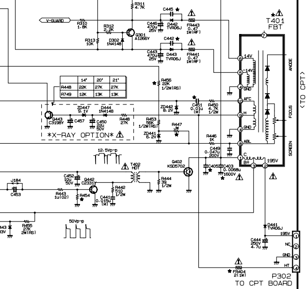Тдкс 6174v 6006e схема